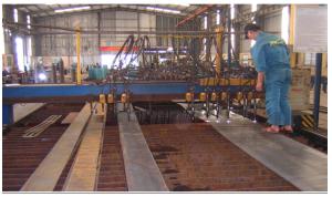 Chế tạo nhà khung thép